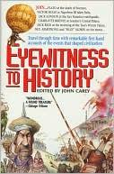 Eyewitness to History written by John Carey