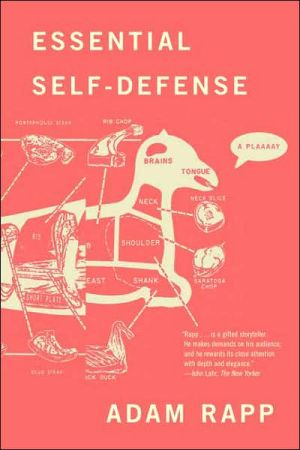 Essential Self-Defense book written by Adam Rapp