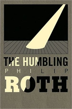 The Humbling book written by Philip Roth