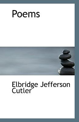 Poems book written by Cutler, Elbridge Jefferson