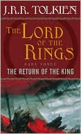The Return of the King (Lord of the Rings Trilogy #3 - Movie Cover Art) book written by J. R. R. Tolkien