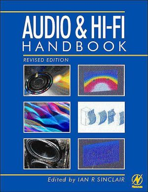 Audio and Hi-Fi Handbook written by Ian Sinclair