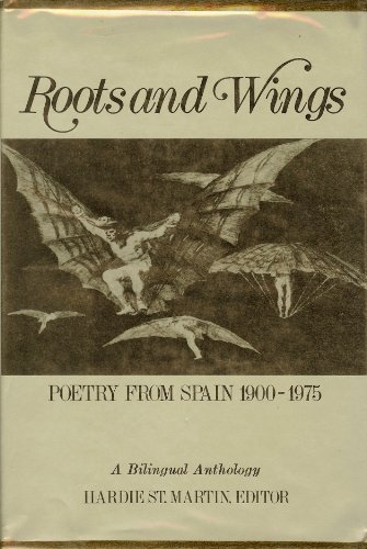 Roots and wings written by contemporary American poets; Hardie St. Martin, edtior