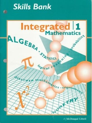 Integrated Mathematics: Skills Bank - Hardcover written by