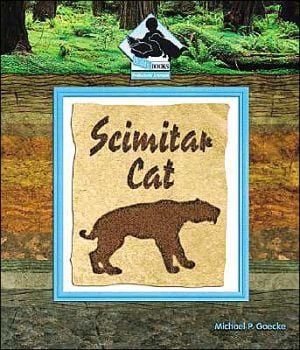 Scimitar Cat book written by Michael Goecke