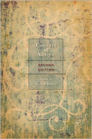 Concert of Voices book written by Ramraj