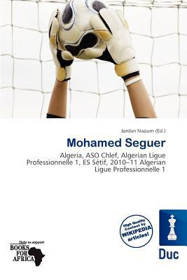 Mohamed Seguer written by Jordan Naoum