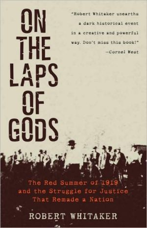 On the Laps of Gods: The Red Summer of 1919 and the Struggle for Justice That Remade a Nation book written by Robert Whitaker