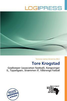 Tore Krogstad written by Terrence James Victorino