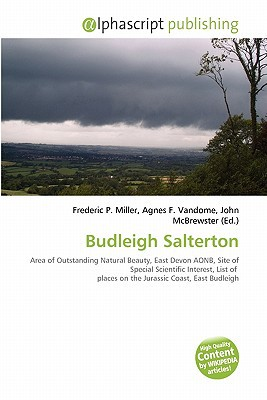 Budleigh Salterton written by Frederic P. Miller