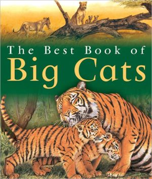 Best Book of Big Cats book written by Christiane Gunzi
