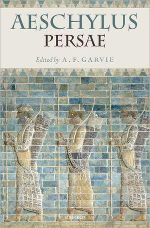 Aeschylus: Persae book written by Aeschylus
