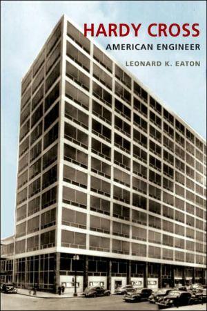 Hardy Cross book written by Leonard K. Eaton