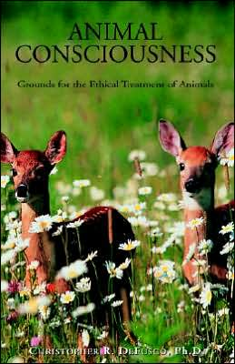 Animal Consciousness book written by Christopher R. Defusco