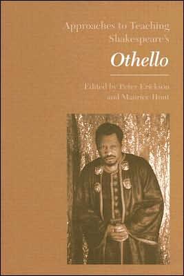 Shakespeare's Othello book written by Peter Erickson