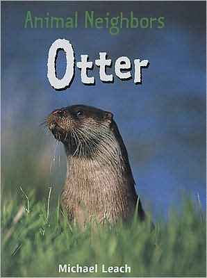 Otter book written by Michael Leach