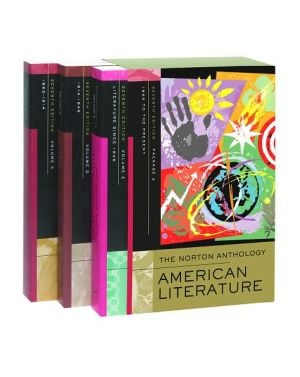 The Norton Anthology of American Literature, Package 2: Volumes C, D, and E written by Jerome Klinkowitz