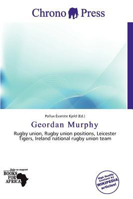 Geordan Murphy written by Pollux Variste Kjeld