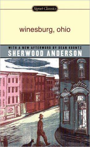 Winesburg, Ohio book written by Sherwood Anderson