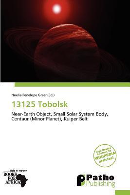 13125 Tobolsk written by Noelia Penelope Greer
