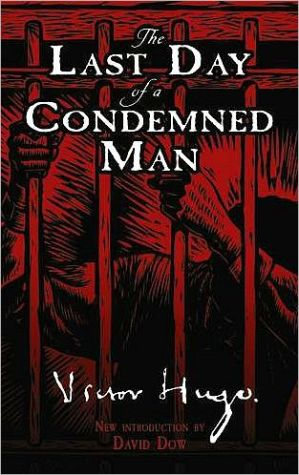 The Last Day of a Condemned Man book written by Victor Hugo