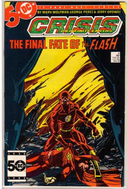 Crisis On Infinite Earths A1 Comix Comic Book Database