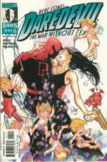 Daredevil 1998 A1 Comix Comic Book Database