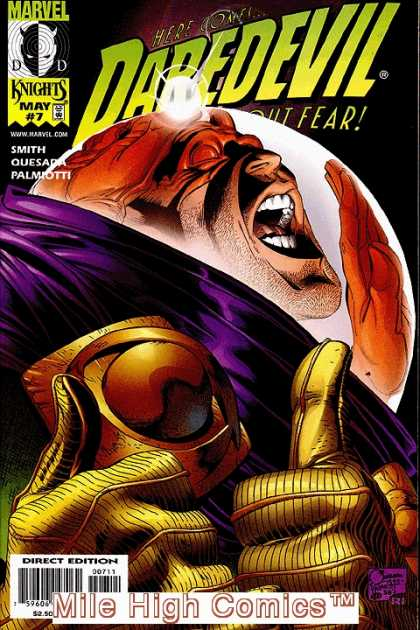Daredevil 1998 A1 Comix Comic Book Database
