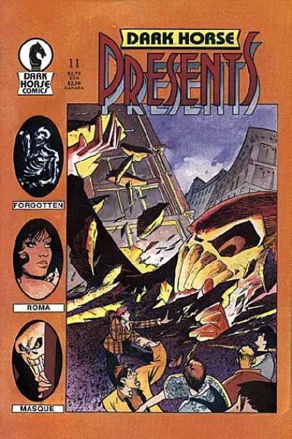 Dark Horse Presents A1 Comix Comic Book Database