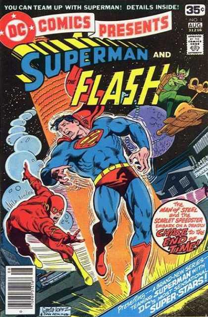 DC Comics Presents Comic Book Back Issues by A1 Comix