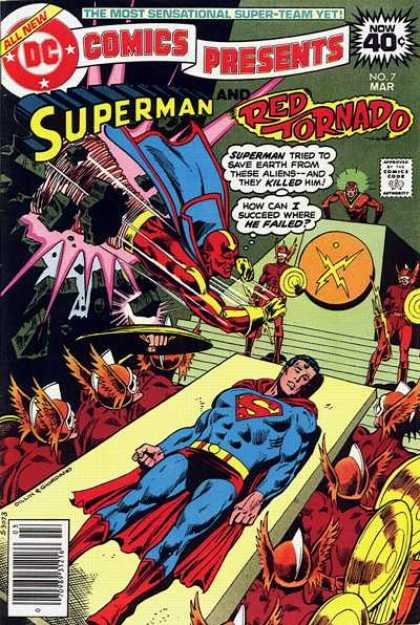 DC Comics Presents A1 Comix Comic Book Database