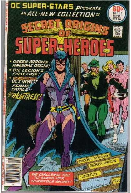 DC Super Stars A1 Comix Comic Book Database