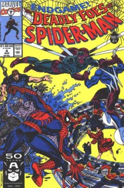 Deadly Foes of Spider-Man A1 Comix Comic Book Database