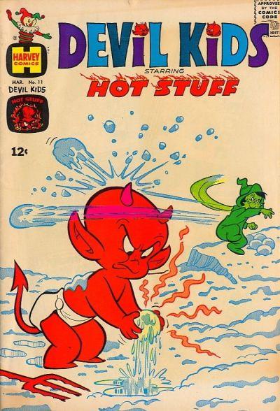 Devil Kids Starring Hot Stuff A1 Comix Comic Book Database