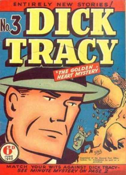 Dick Tracy A1 Comix Comic Book Database