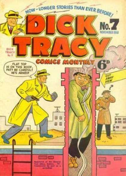Dick Tracy Book 14