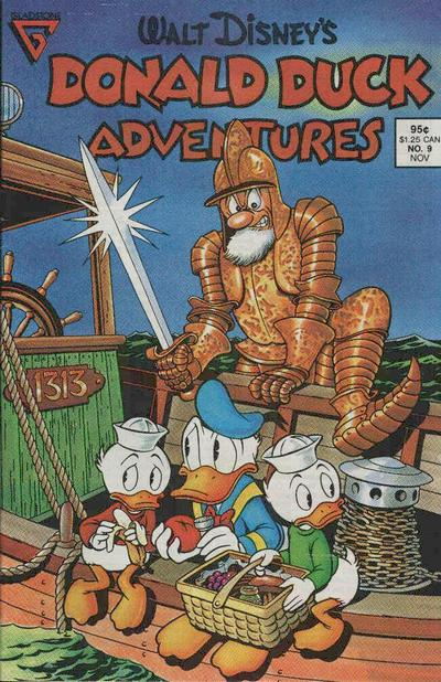 Donald Duck Adventures A1 Comix Comic Book Database