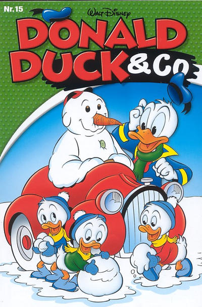 Donald Duck & Company A1 Comix Comic Book Database