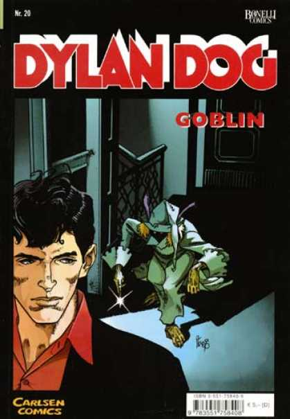 Dylan Dog A1 Comix Comic Book Database