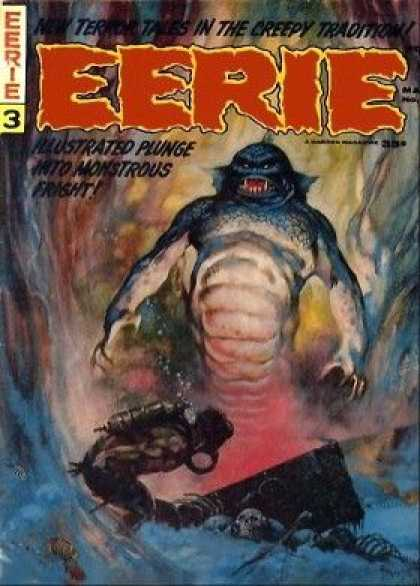 Eerie A1 Comix Comic Book Database