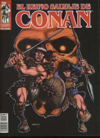 El Reino Salvaje de Conan A1 Comix Comic Book Database