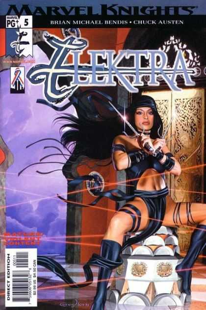 Elektra A1 Comix Comic Book Database