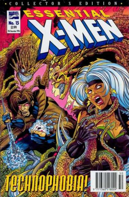 Essential X-Men A1 Comix Comic Book Database