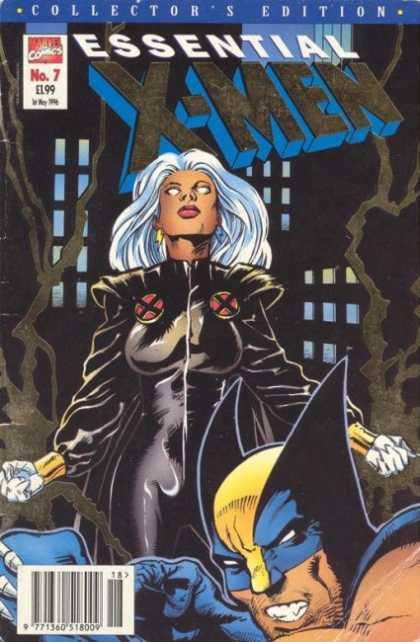 Essential X-Men A1 Comix Comic Book Database