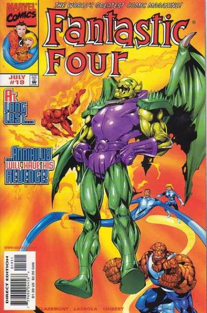 Fantastic Four Volume 3 A1 Comix Comic Book Database