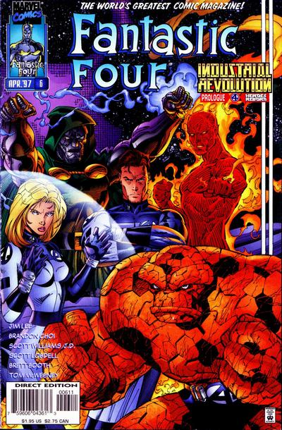 Fantastic Four Volume 2 A1 Comix Comic Book Database
