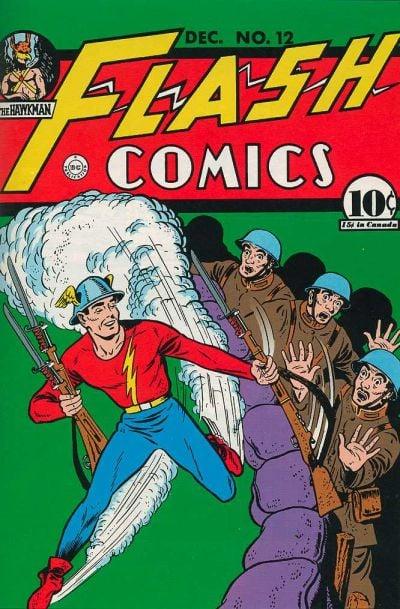 Flash Comics A1 Comix Comic Book Database