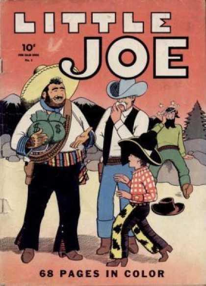 Four Color A1 Comix Comic Book Database