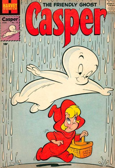 Friendly Ghost Casper A1 Comix Comic Book Database