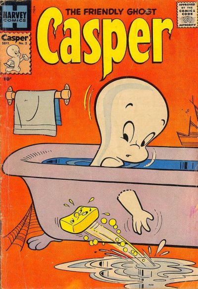 Friendly Ghost Casper, The A1 Comix Comic Book Database